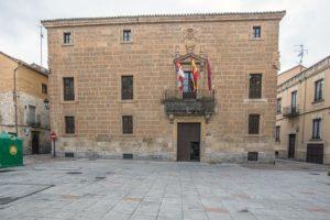 Palacio de Moctezuma. Ciudad Rodrigo (Salamanca)