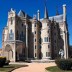 Palacio Episcopal. Astorga (León)