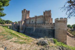 Castillo de la Mota. Medina del Campo (Valladolid)
