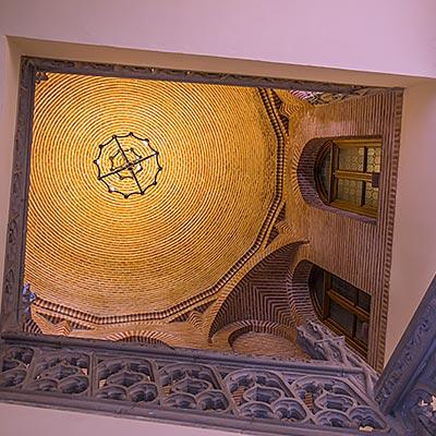 Proyecto en el castillo de Medina