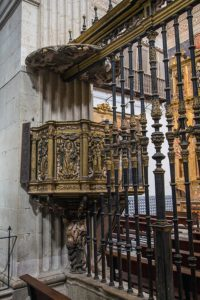 Colegiata de San Luis. Villagarcía de Campos (Valladolid)