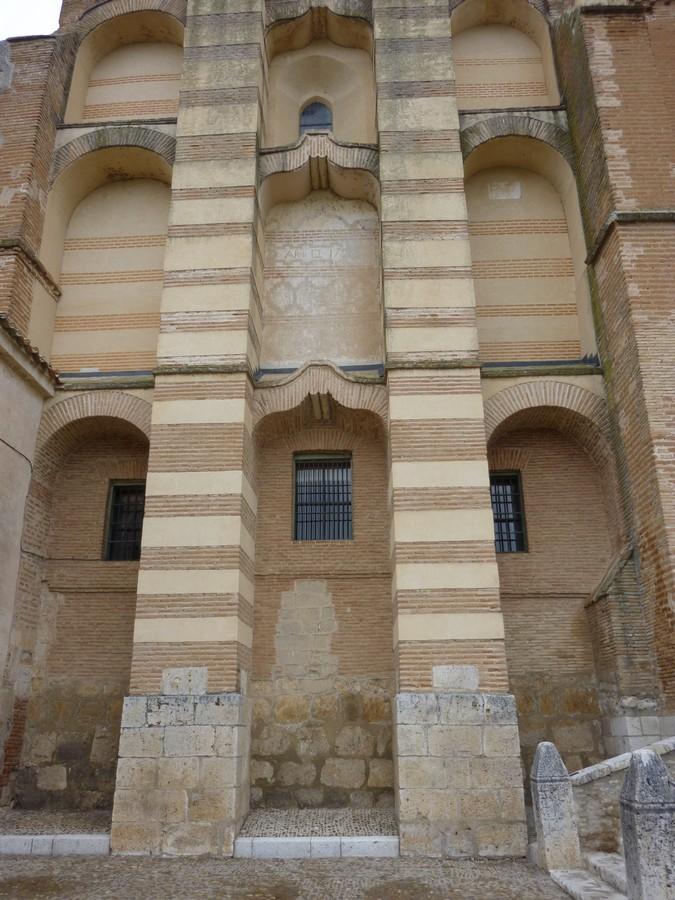 Baños Arabes Tordesillas:Monasterio de Santa Clara de Tordesillas