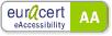 Certificación Euracert eAccessibility AA